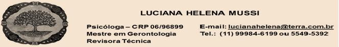 cartao Luciana Helena Mussi